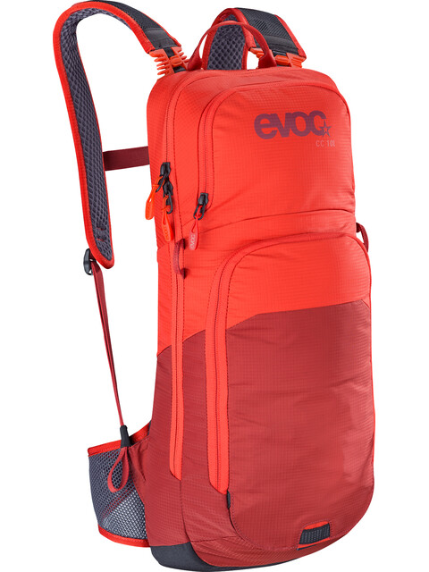 EVOC CC Backpack 10l Orange/Chili Red